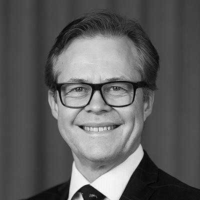 Portrait of Lars-Inge Sjöqvist